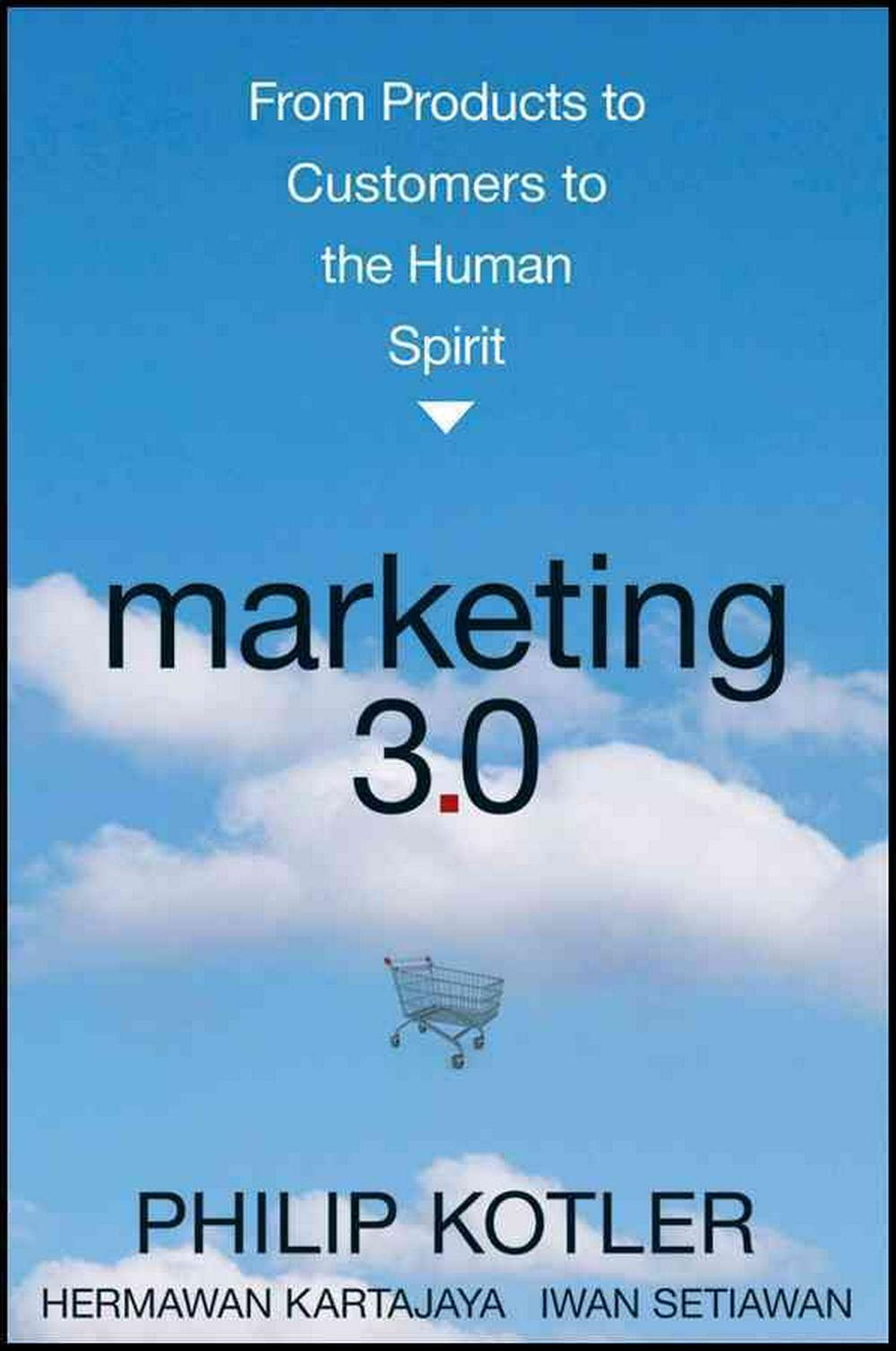 Livre : Marketing 3.0
