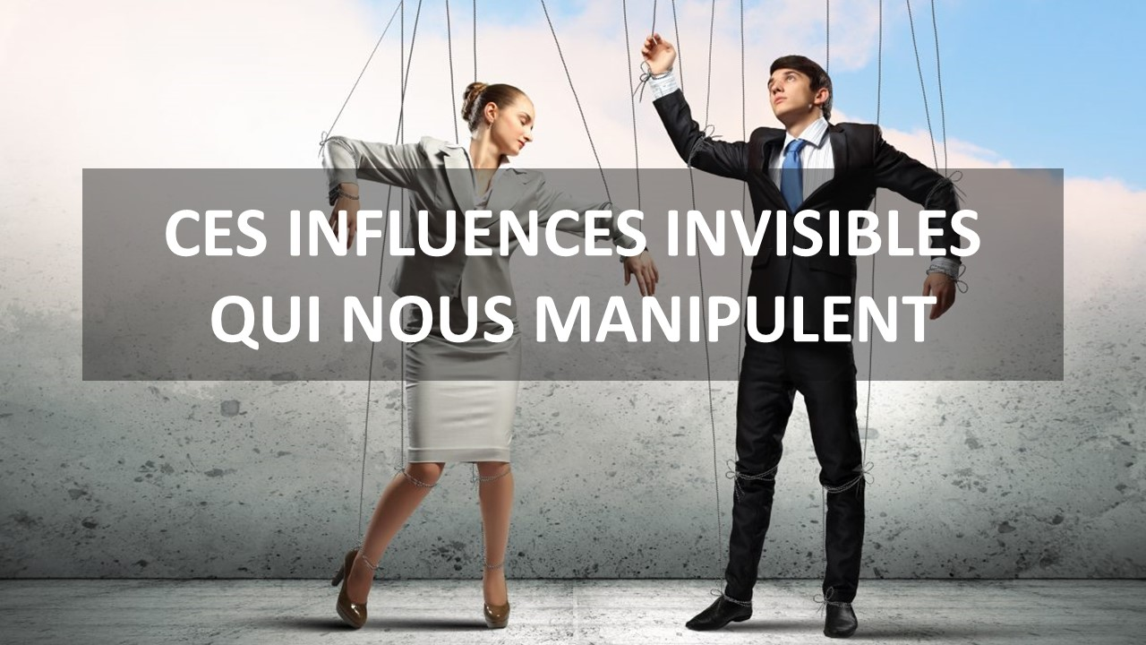 Ces influences invisibles qui nous manipulent #FormationGrowthHacking #CentreDeFormationFrance #GrowthHacking #GrowthMarketing #SocialMedia #CommunityManagement #DigitalMarketing #MarketingDigital