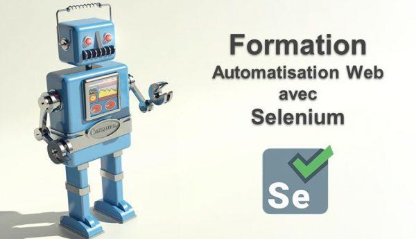Fomation à l'automatisation web via Selenium et Python #formationgrowthhacking #growthhacking #selenium #python #webmarketing #growthmarketing #socialmedia #formationweb