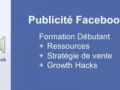 Publicité Facebook + Growth Hack