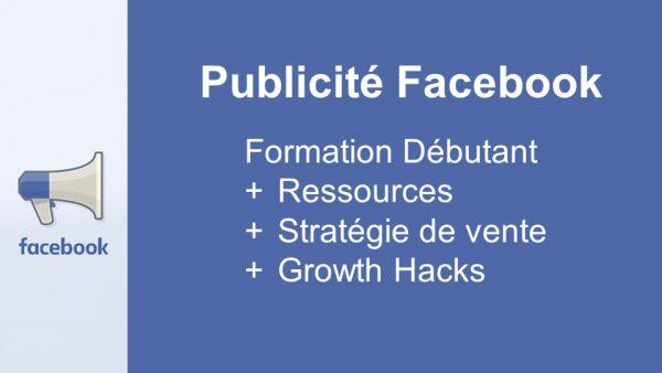Formation Publicité Facebook Ads
