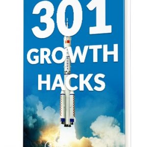 ebook 301 Growth hacks