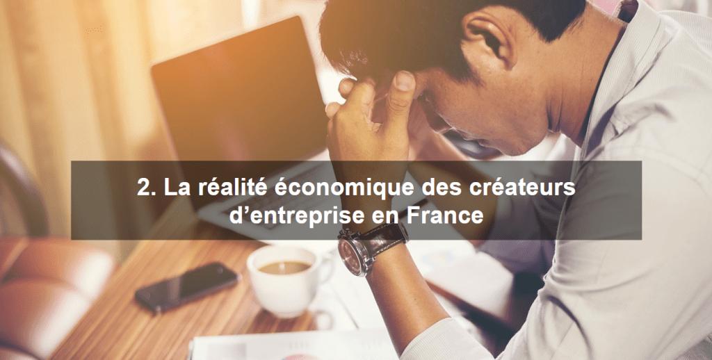 chiffres sur la création d'entreprise en France