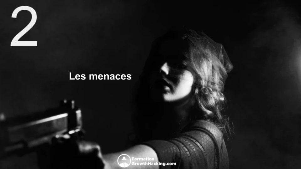 "copywriting mot puissant ""menaces"""