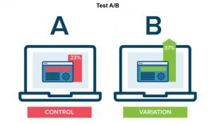 test AB pour créer une entreprise