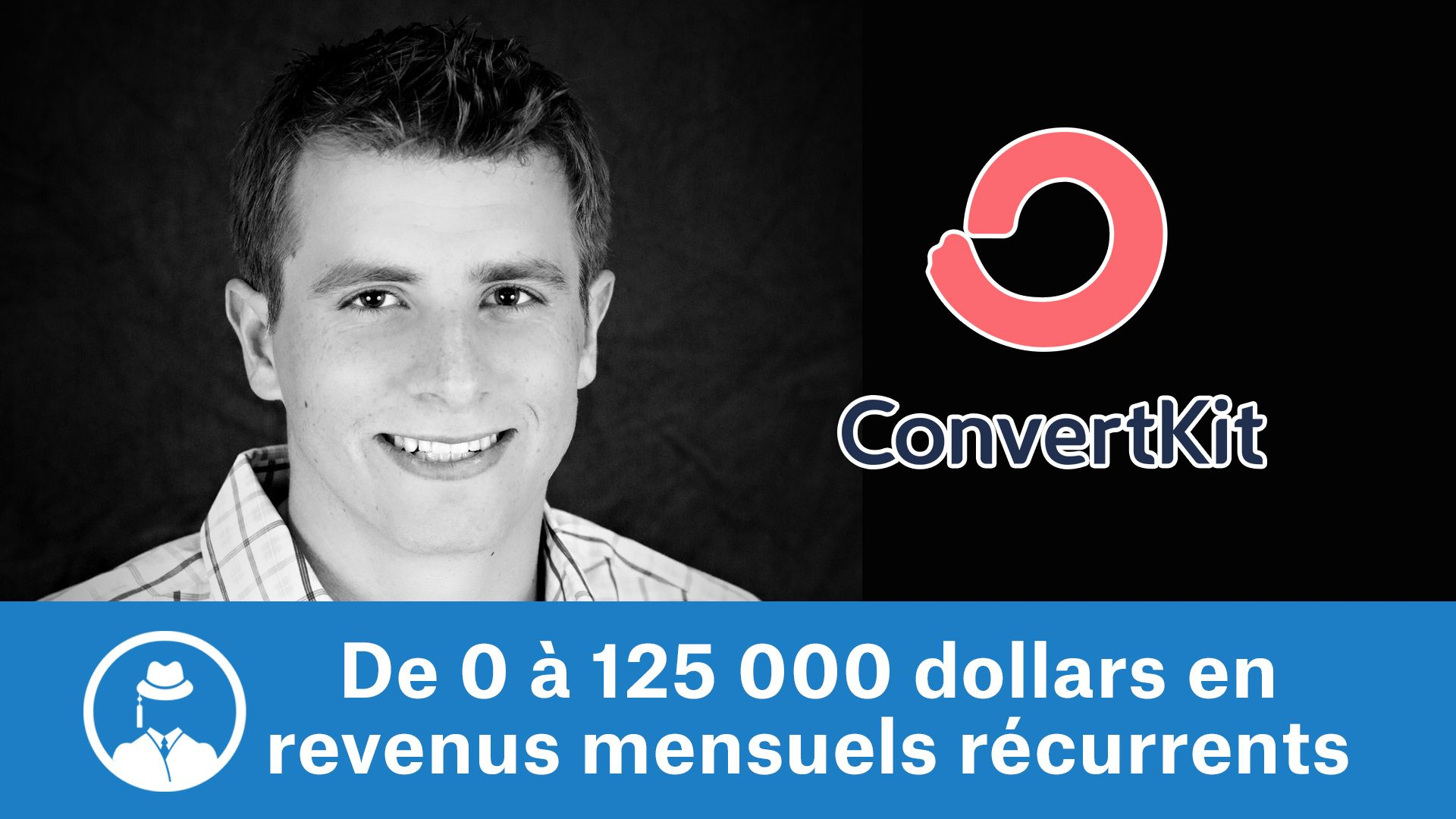 De 0 à 125 000 dollars en revenu mensuel récurrent (ConvertKit) #GrowthHacking #WebMarketing #FormationGrowthHacking #CentreDeFormationFrance #TunnelAARRR #AARRR #SocialMedia #CommunityManagement #SEO #ConvertKit #ProductMarketFit
