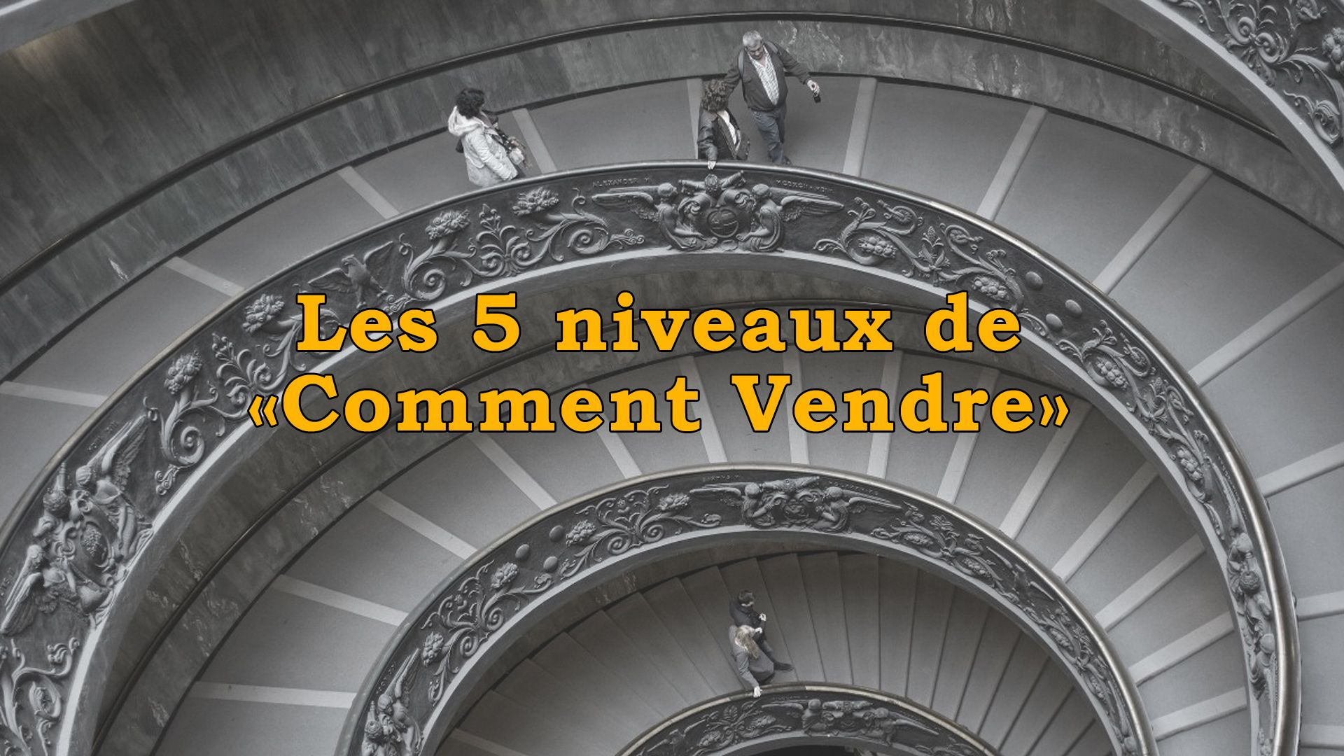 "Les 5 niveaux de ""Comment Vendre"" #GrowthHacking #WebMarketing #FormationGrowthHacking #CentreDeFormationFrance #TunnelAARRR #AARRR #SocialMedia #CommunityManagement #SEO #MarketFit #ProductMarketFit"