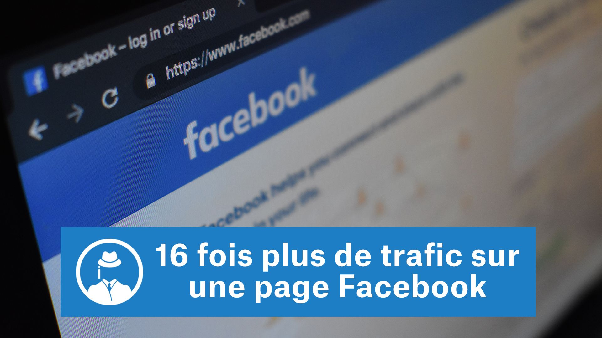 16 fois plus de trafic sur une page Facebook #GrowthHacking #WebMarketing #FormationGrowthHacking #CentreDeFormationFrance #TunnelAARRR #AARRR #SocialMedia #CommunityManagement #SEO #Facebook #SiteWeb