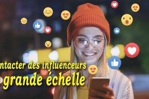 Contacter des influenceurs à grande échelle #GrowthHacking #WebMarketing #FormationGrowthHacking #CentreDeFormationFrance #TunnelAARRR #AARRR #SocialMedia #CommunityManagement #SEO #influenceurs #referral