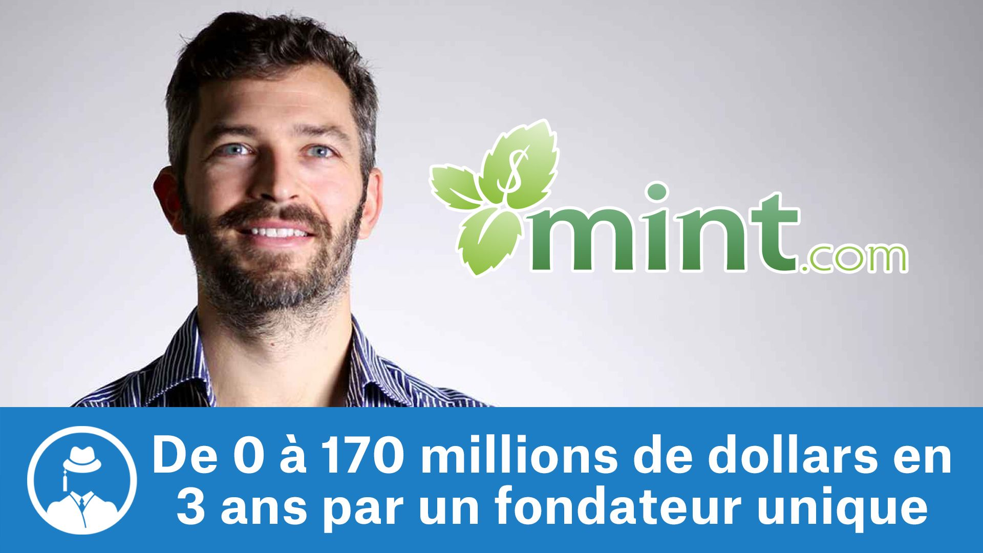 De 0 à 170 millions de dollars en 3 ans par un fondateur unique #GrowthHacking #WebMarketing #FormationGrowthHacking #CentreDeFormationFrance #TunnelAARRR #AARRR #SocialMedia #CommunityManagement #SEO #Mint