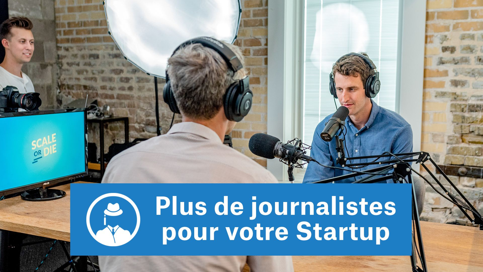 Plus de journalistes pour votre startup #GrowthHacking #WebMarketing #FormationGrowthHacking #CentreDeFormationFrance #TunnelAARRR #AARRR #SocialMedia #CommunityManagement #SEO #SiteWeb