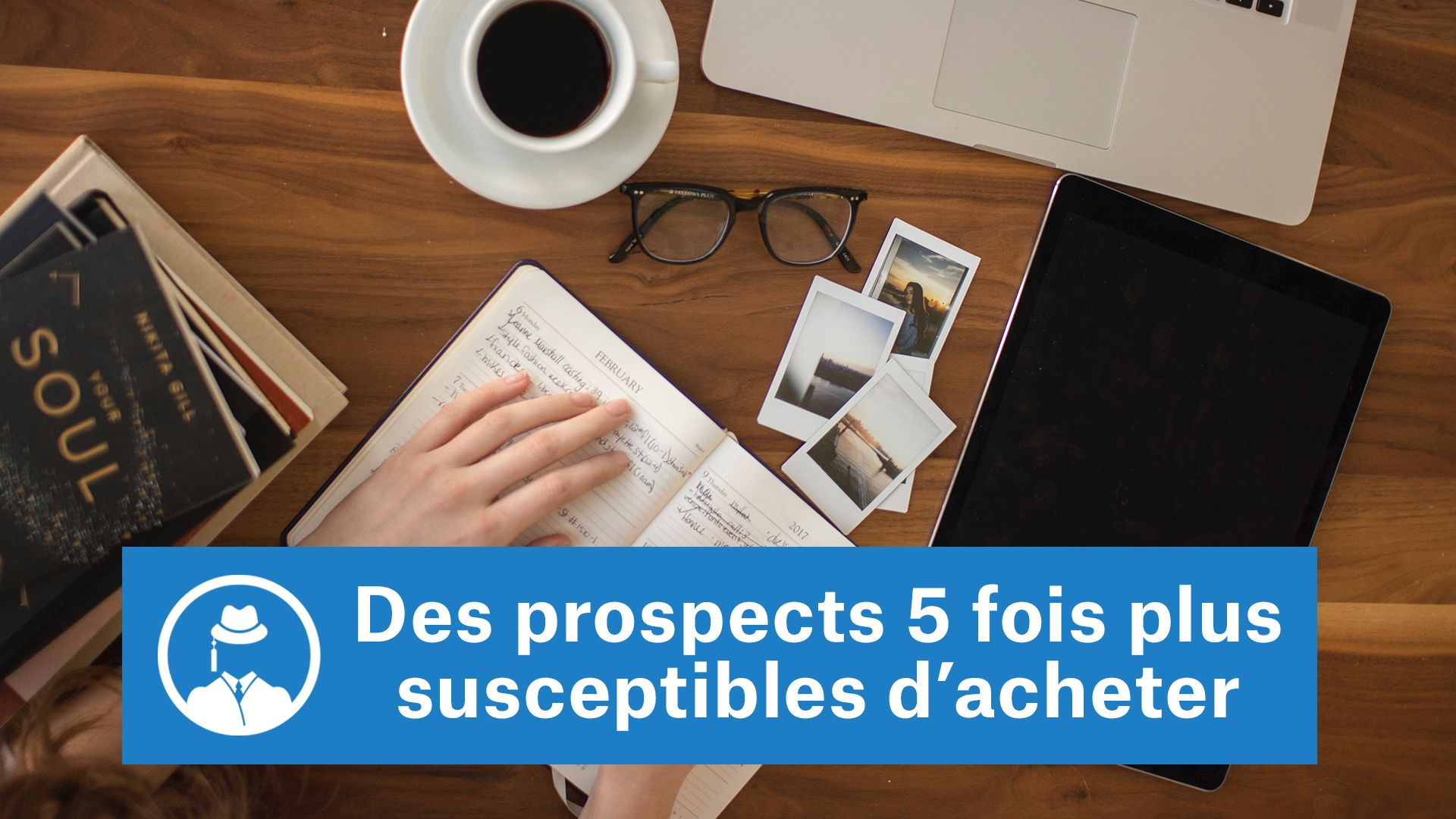 Des prospects 5 fois plus susceptibles d'acheter #GrowthHacking #WebMarketing #FormationGrowthHacking #CentreDeFormationFrance #TunnelAARRR #AARRR #SocialMedia #CommunityManagement #SEO #blog #blogging #SiteWeb