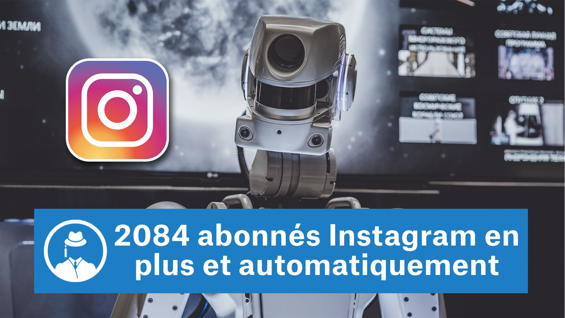 2084 abonnés Instagram en plus et automatiquement #GrowthHacking #WebMarketing #FormationGrowthHacking #CentreDeFormationFrance #TunnelAARRR #AARRR #SocialMedia #CommunityManagement #SEO #Instagram