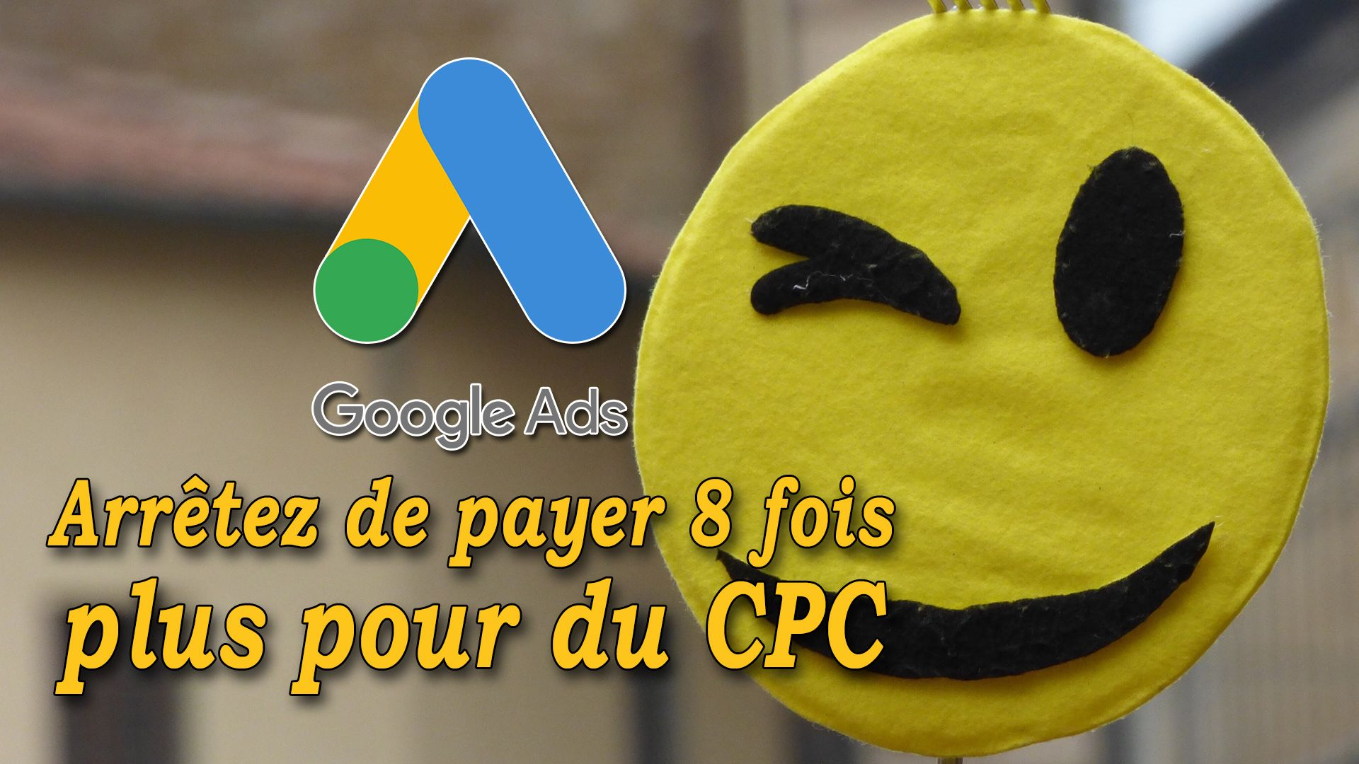 Adwords : Arrêtez de payer 8 fois plus pour du CPC #GrowthHacking #WebMarketing #FormationGrowthHacking #CentreDeFormationFrance #TunnelAARRR #AARRR #SocialMedia #CommunityManagement #SEO #adwords #googleads