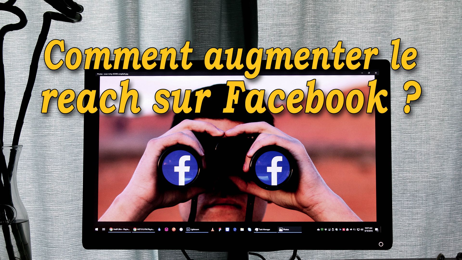 Comment augmenter le reach sur Facebook ? #GrowthHacking #WebMarketing #FormationGrowthHacking #CentreDeFormationFrance #TunnelAARRR #AARRR #SocialMedia #CommunityManagement #SEO #FacebookAds #Facebook