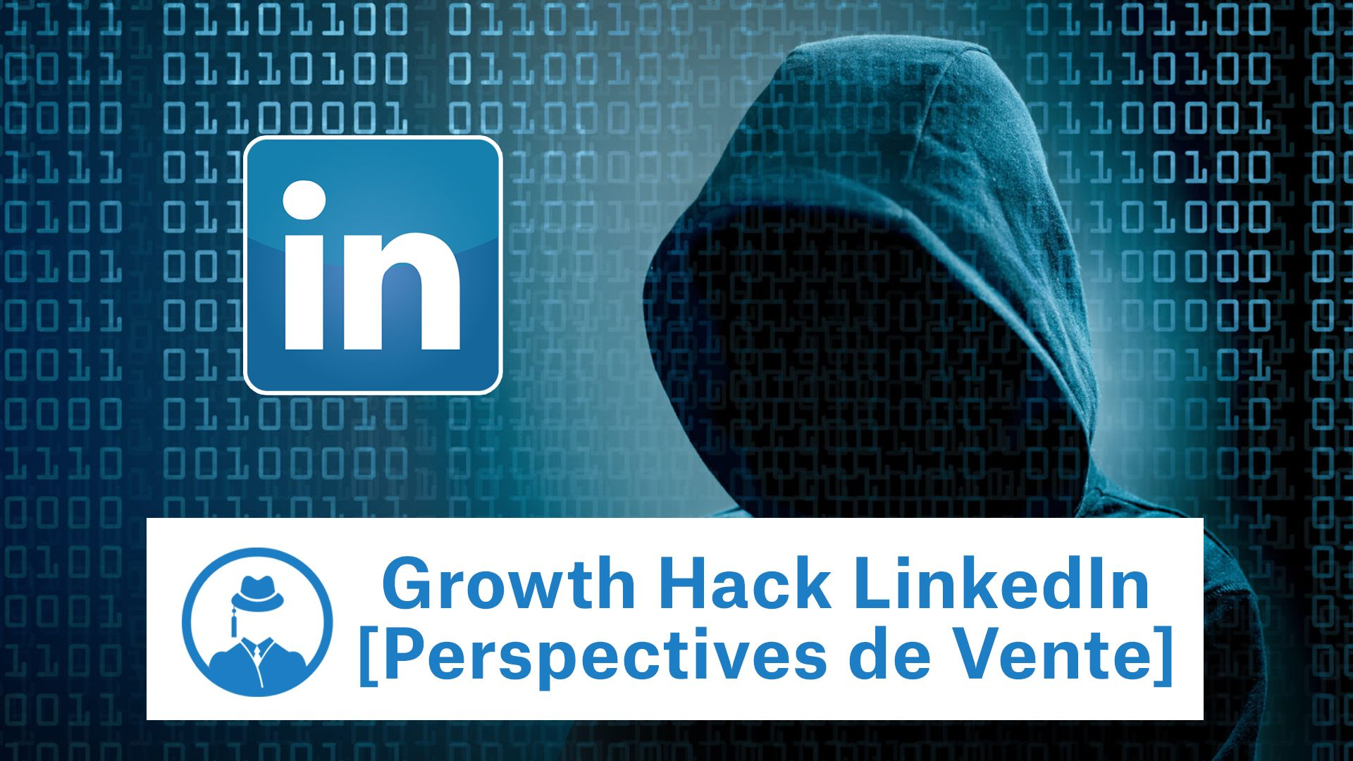 Growth Hack LinkedIn (perspectives de vente) #GrowthHacking #WebMarketing #FormationGrowthHacking #CentreDeFormationFrance #TunnelAARRR #AARRR #SocialMedia #CommunityManagement #SEO #MarketingDigital #SiteWeb