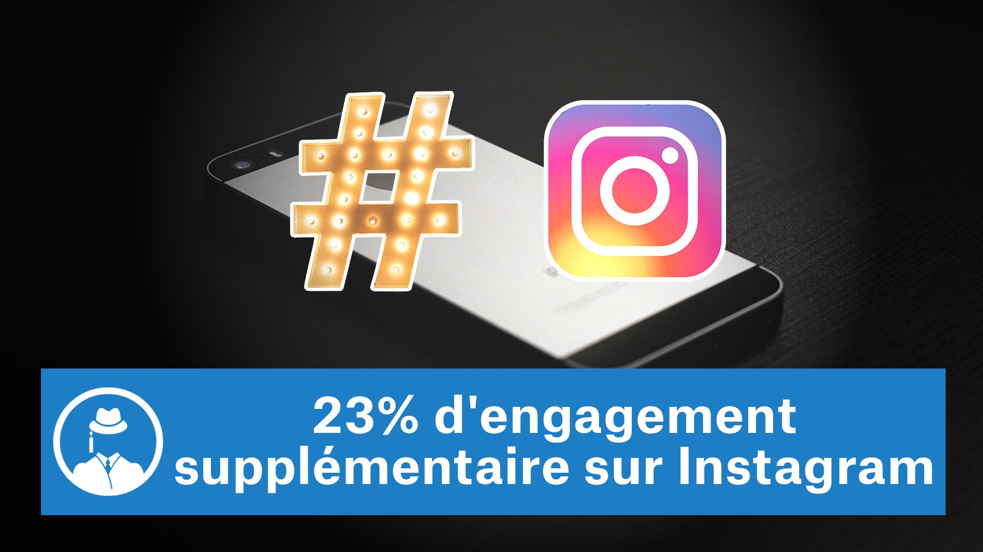 23% d'engagement supplémentaire sur Instagram [étude] #GrowthHacking #WebMarketing #FormationGrowthHacking #CentreDeFormationFrance #TunnelAARRR #AARRR #SocialMedia #CommunityManagement #SEO #MarketingDigital #SiteWeb #instagram