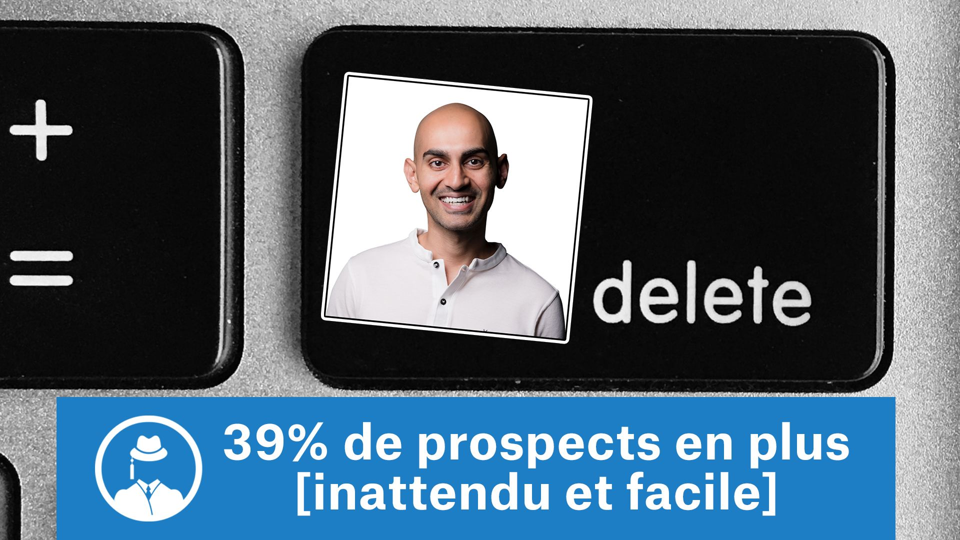 39% de prospects en plus [inattendu et facile] #GrowthHacking #WebMarketing #FormationGrowthHacking #CentreDeFormationFrance #TunnelAARRR #AARRR #SocialMedia #CommunityManagement #SEO #MarketingDigital #SiteWeb