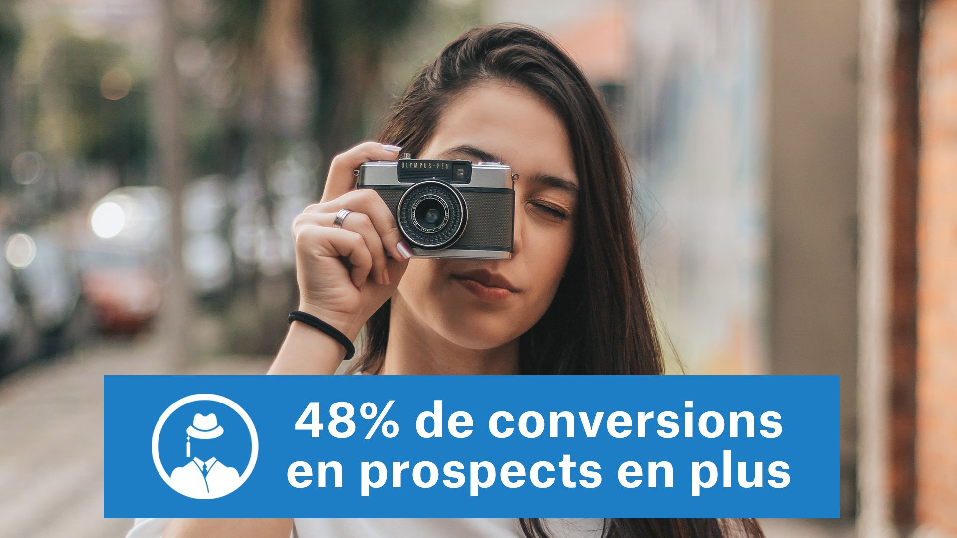 48% de conversions en prospects en plus [Réalisable en 5 min] #GrowthHacking #WebMarketing #FormationGrowthHacking #CentreDeFormationFrance #TunnelAARRR #AARRR #SocialMedia #CommunityManagement #SEO #MarketingDigital #SiteWeb