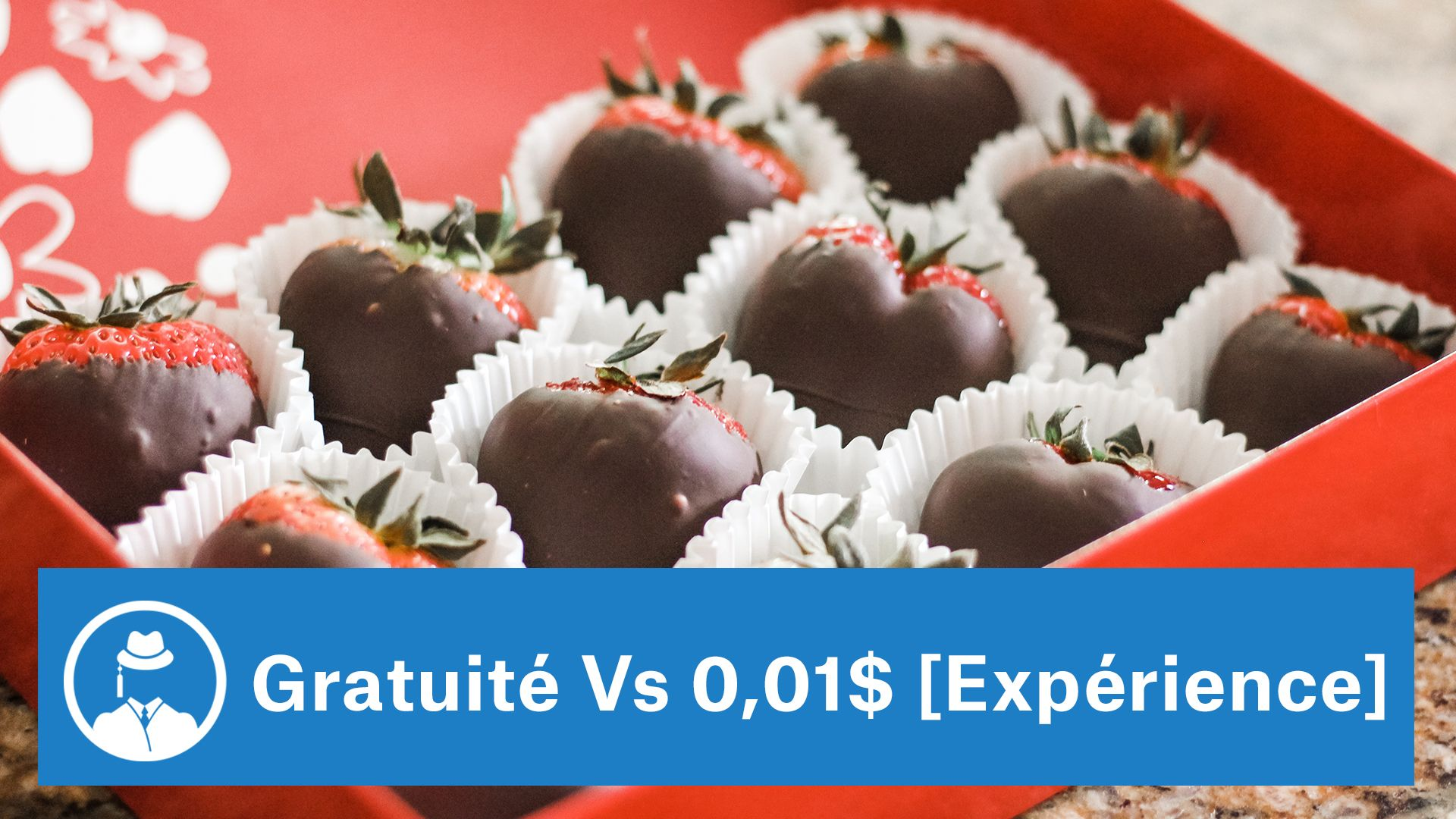 Gratuité Vs 0,01$ [Expérience] #GrowthHacking #WebMarketing #FormationGrowthHacking #CentreDeFormationFrance #TunnelAARRR #AARRR #SocialMedia #CommunityManagement #SEO #MarketingDigital #SiteWeb