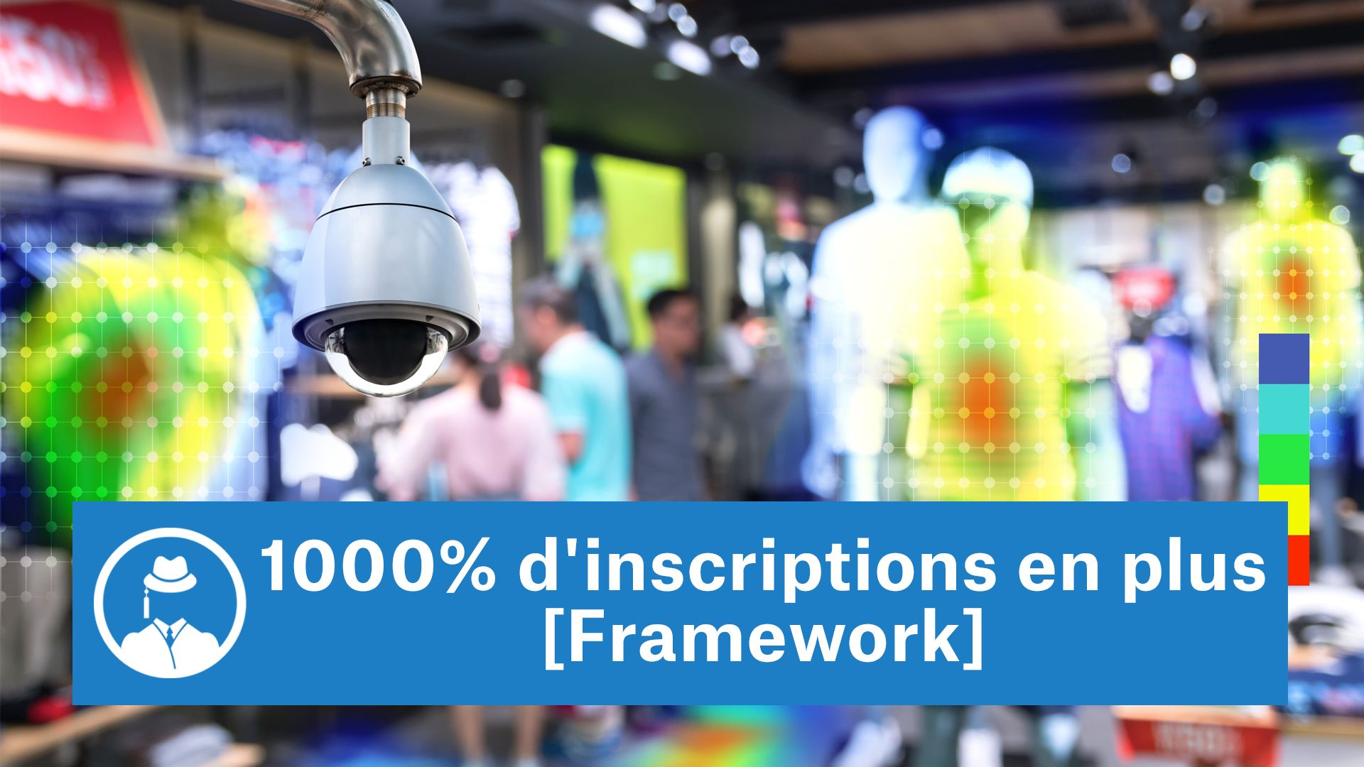 1000% d'inscriptions en plus [Framework] #GrowthHacking #WebMarketing #FormationGrowthHacking #CentreDeFormationFrance #TunnelAARRR #AARRR #SocialMedia #CommunityManagement #SEO #MarketingDigital #SiteWeb #HeatMap #Hotjar