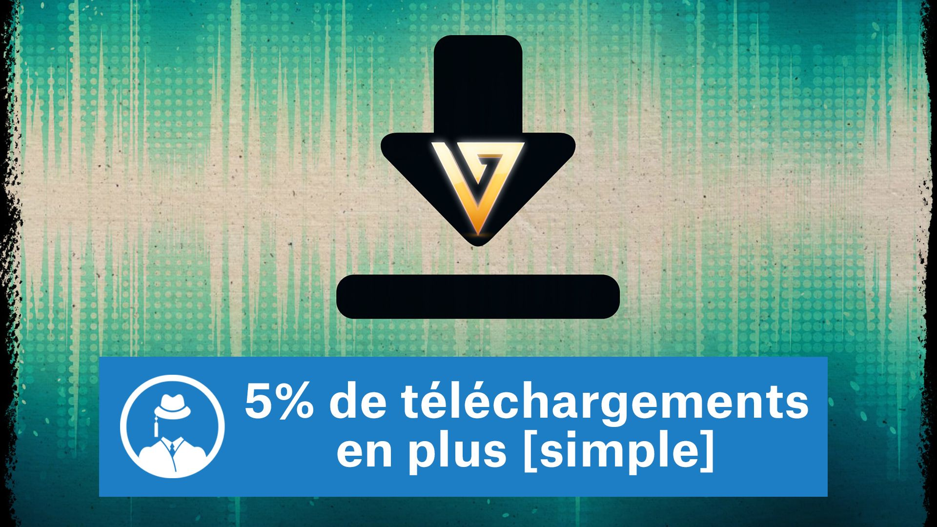 5% de téléchargements en plus [simple] #GrowthHacking #WebMarketing #FormationGrowthHacking #CentreDeFormationFrance #TunnelAARRR #AARRR #SocialMedia #CommunityManagement #SEO #MarketingDigital #SiteWeb