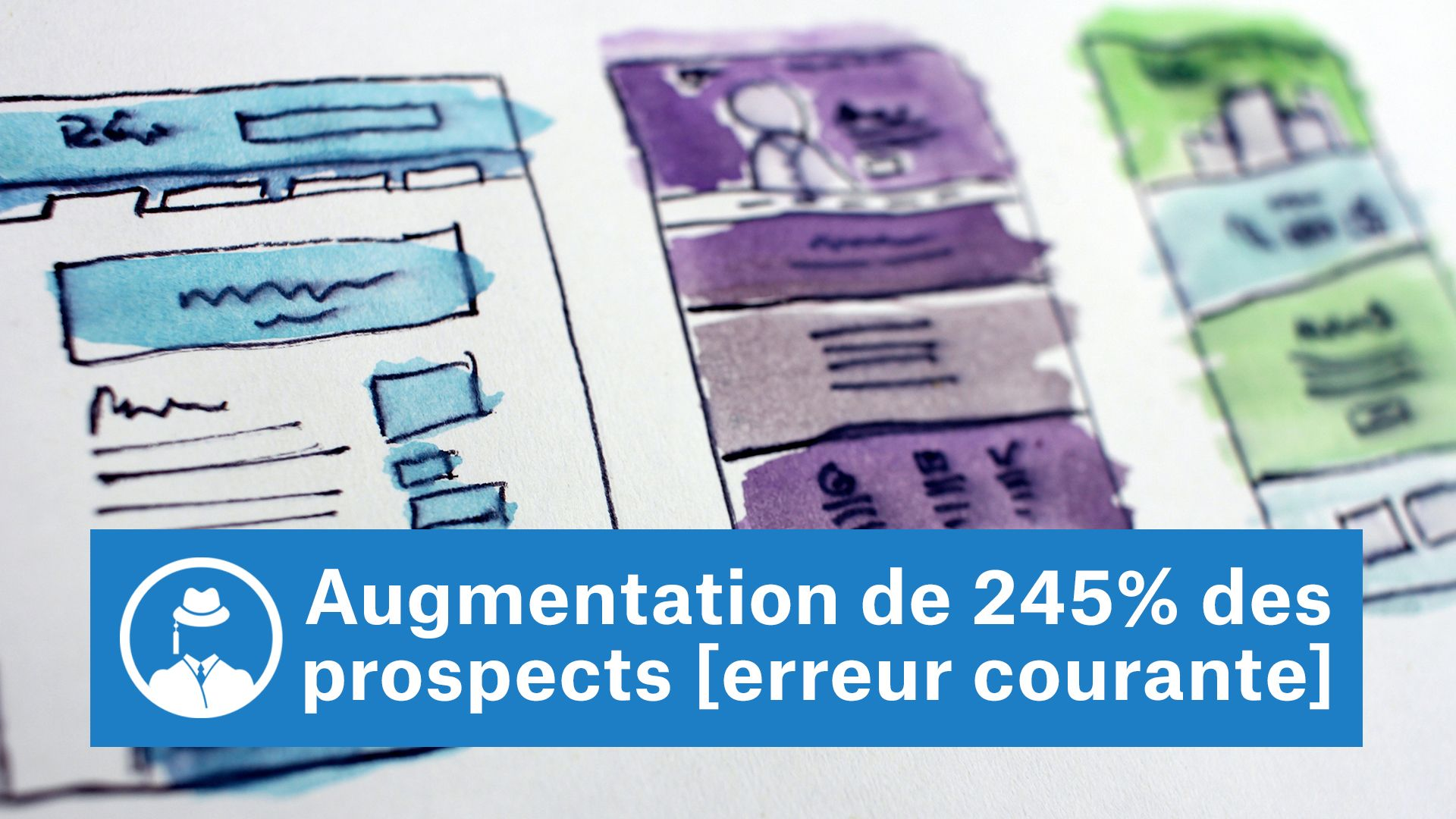 Augmentation de 245% des prospects [erreur courante] #GrowthHacking #WebMarketing #FormationGrowthHacking #CentreDeFormationFrance #TunnelAARRR #AARRR #SocialMedia #CommunityManagement #SEO #MarketingDigital #SiteWeb