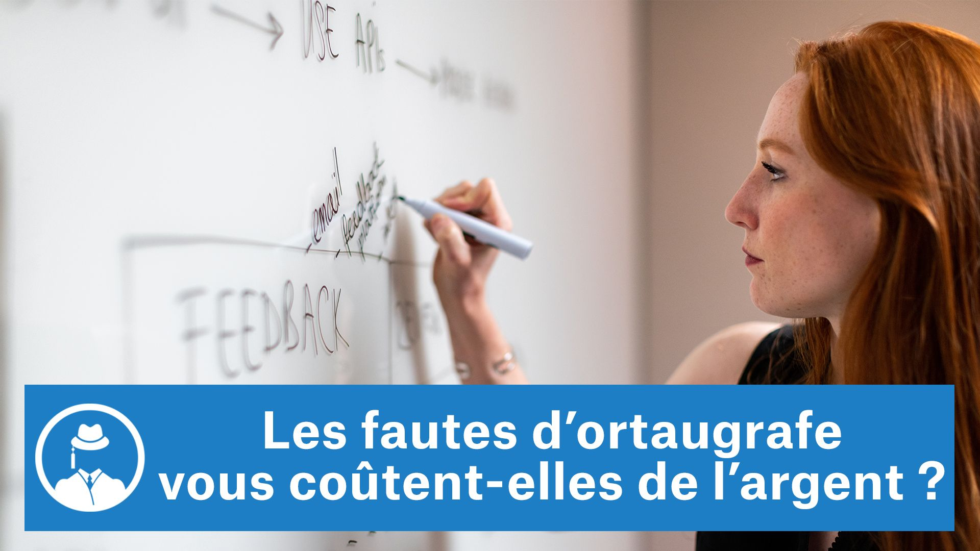Les fautes d'orthographe vous coûtent-elles de l'argent ? #GrowthHacking #WebMarketing #FormationGrowthHacking #CentreDeFormationFrance #TunnelAARRR #AARRR #SocialMedia #CommunityManagement #SEO #MarketingDigital #SiteWeb #Copywriting