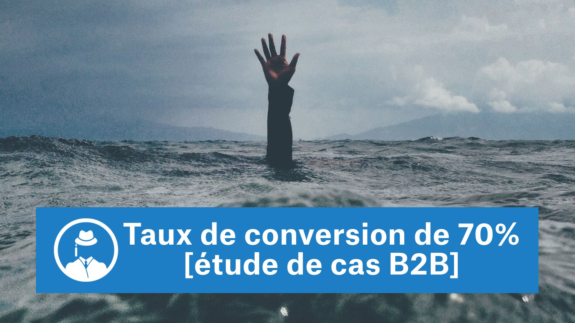 Taux de conversion de 70% [étude de cas B2B] #GrowthHacking #WebMarketing #FormationGrowthHacking #CentreDeFormationFrance #TunnelAARRR #AARRR #SocialMedia #CommunityManagement #SEO #MarketingDigital #SiteWeb