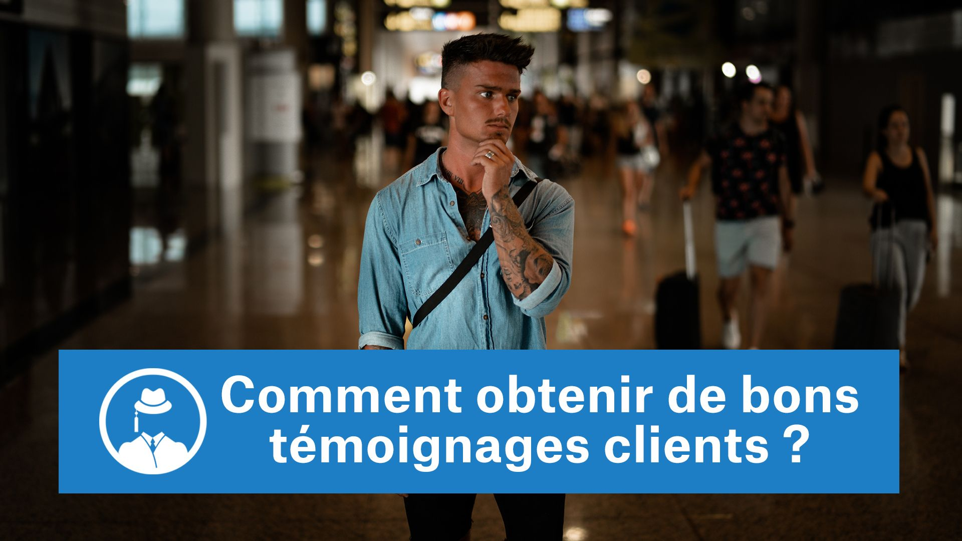 Comment obtenir de bons témoignages clients ? Comment obtenir de bons témoignages clients ? #GrowthHacking #WebMarketing #FormationGrowthHacking #CentreDeFormationFrance #TunnelAARRR #AARRR #SocialMedia #CommunityManagement #SEO #MarketingDigital #SiteWeb #testimonials #TemoignagesClients