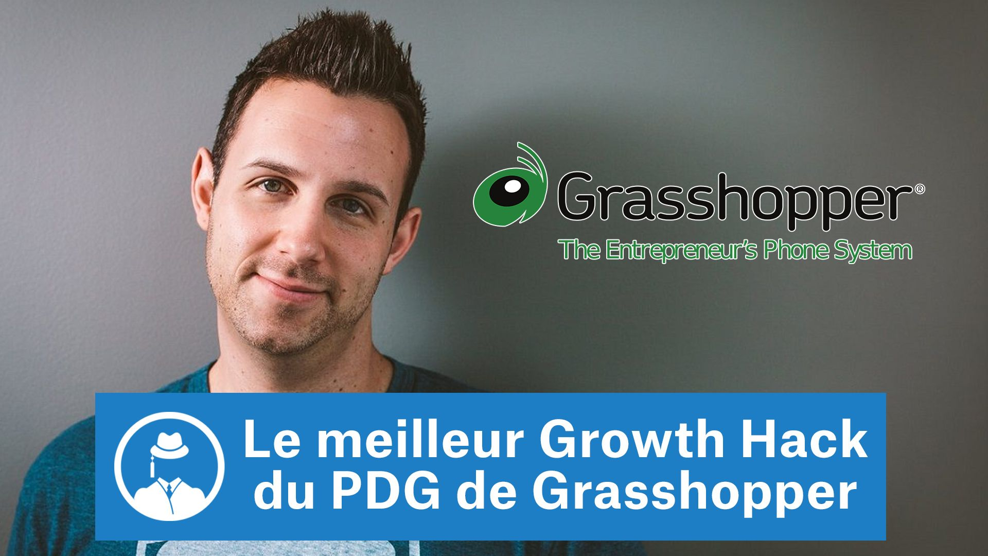 Le meilleur Growth Hack du PDG de Grasshopper #GrowthHacking #WebMarketing #FormationGrowthHacking #CentreDeFormationFrance #TunnelAARRR #AARRR #SocialMedia #CommunityManagement #SEO #MarketingDigital #SiteWeb