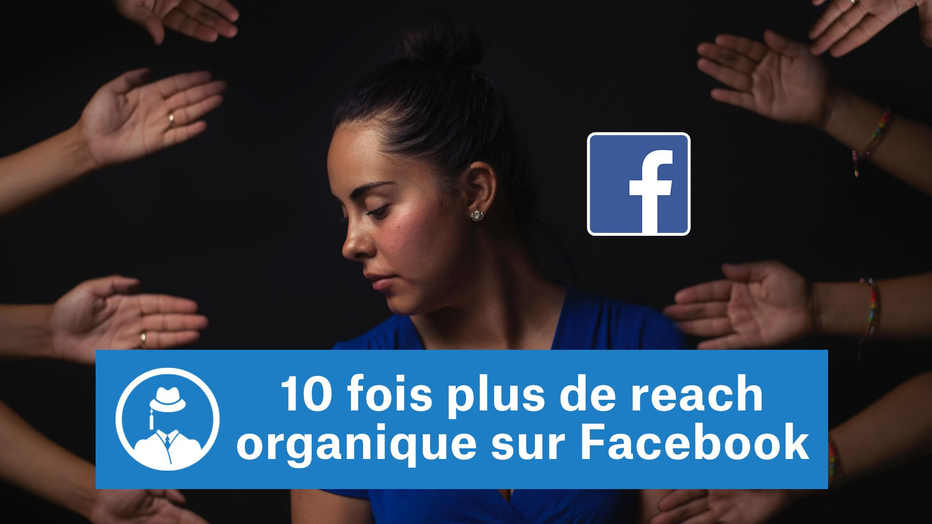 10 fois plus de reach organique sur Facebook #GrowthHacking #WebMarketing #FormationGrowthHacking #CentreDeFormationFrance #TunnelAARRR #AARRR #SocialMedia #CommunityManagement #SEO #MarketingDigital #SiteWeb #Facebook