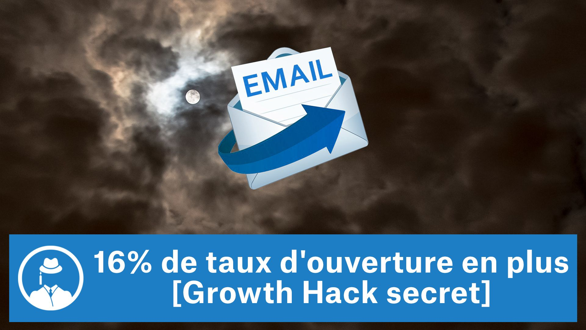 16% de taux d'ouverture supplémentaires [Growth Hack secret] #GrowthHacking #WebMarketing #FormationGrowthHacking #CentreDeFormationFrance #TunnelAARRR #AARRR #SocialMedia #CommunityManagement #SEO #MarketingDigital #SiteWeb