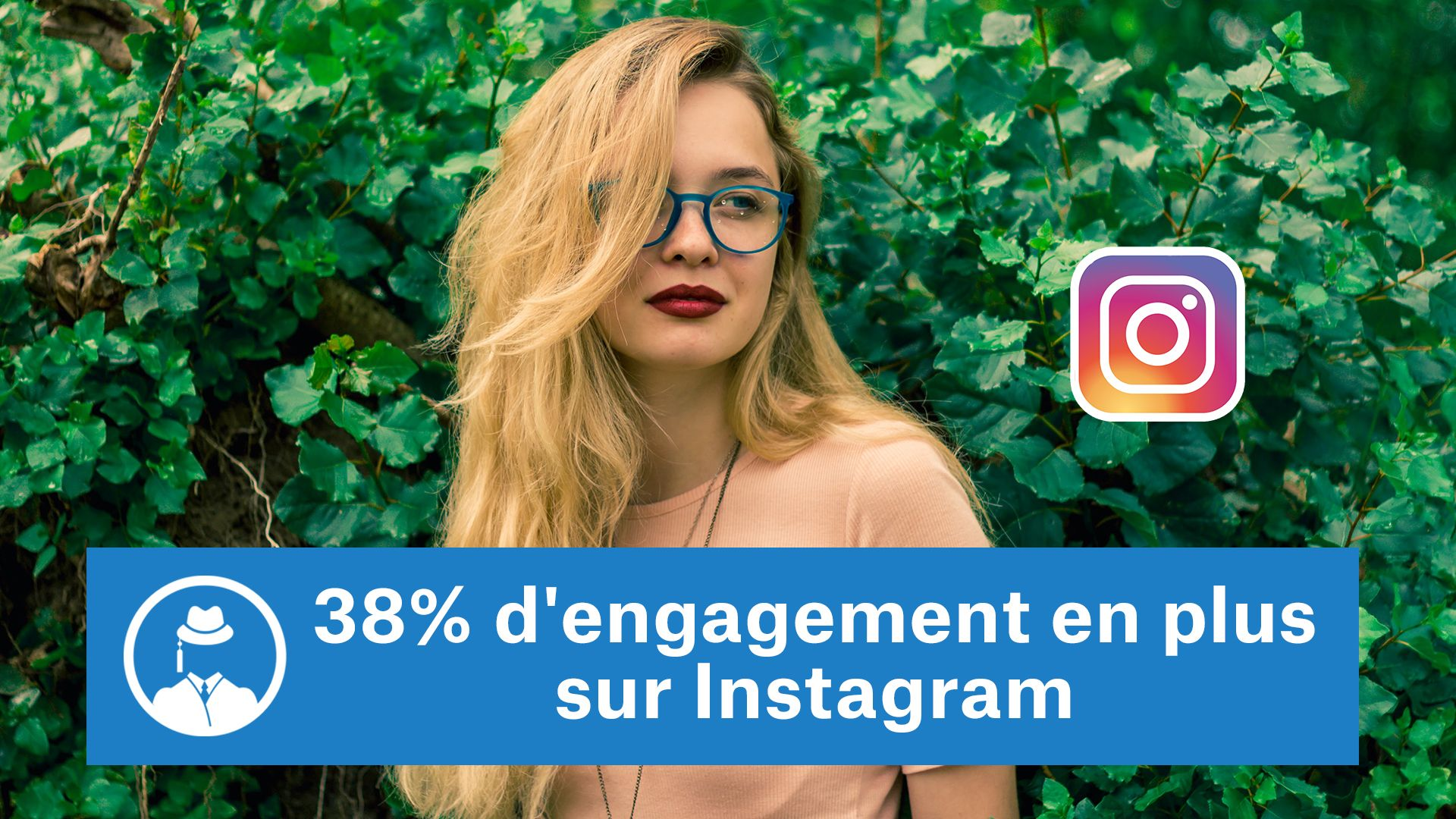 38% d'engagement en plus sur Instagram #GrowthHacking #WebMarketing #FormationGrowthHacking #CentreDeFormationFrance #TunnelAARRR #AARRR #SocialMedia #CommunityManagement #SEO #MarketingDigital #SiteWeb