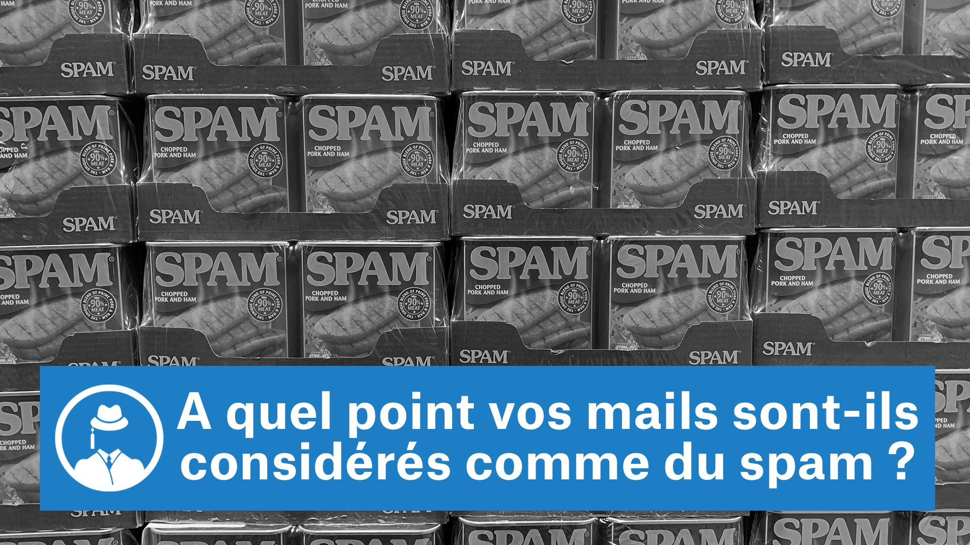 A quel point vos mails sont-ils considérés comme du spam ? #GrowthHacking #WebMarketing #FormationGrowthHacking #CentreDeFormationFrance #TunnelAARRR #AARRR #SocialMedia #CommunityManagement #SEO #MarketingDigital #SiteWeb