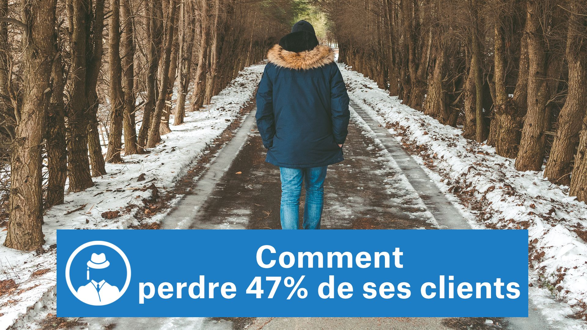 Comment perdre 47% de ses clients #GrowthHacking #WebMarketing #FormationGrowthHacking #CentreDeFormationFrance #TunnelAARRR #AARRR #SocialMedia #CommunityManagement #SEO #MarketingDigital #SiteWeb
