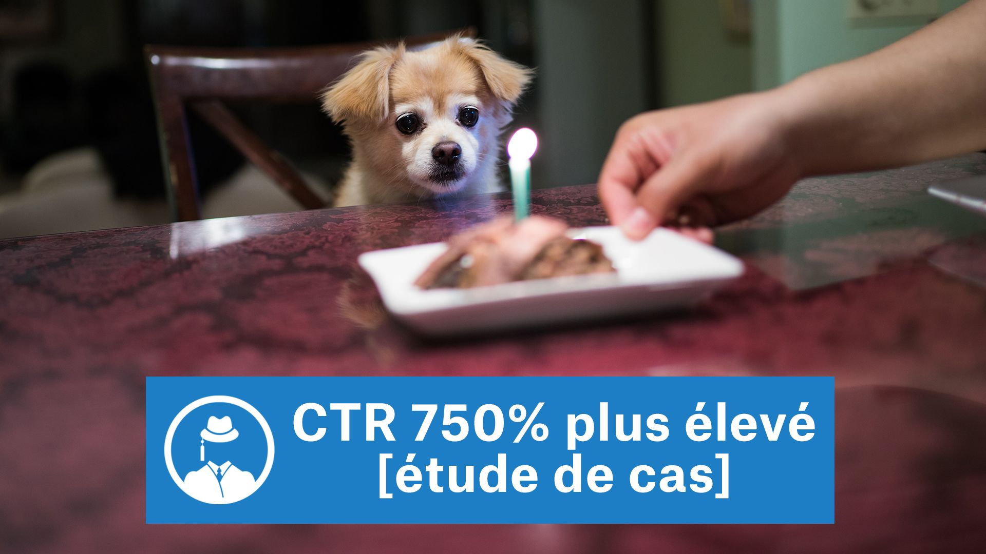CTR 750% plus élevé [étude de cas] #GrowthHacking #WebMarketing #FormationGrowthHacking #CentreDeFormationFrance #TunnelAARRR #AARRR #SocialMedia #CommunityManagement #SEO #MarketingDigital #SiteWeb
