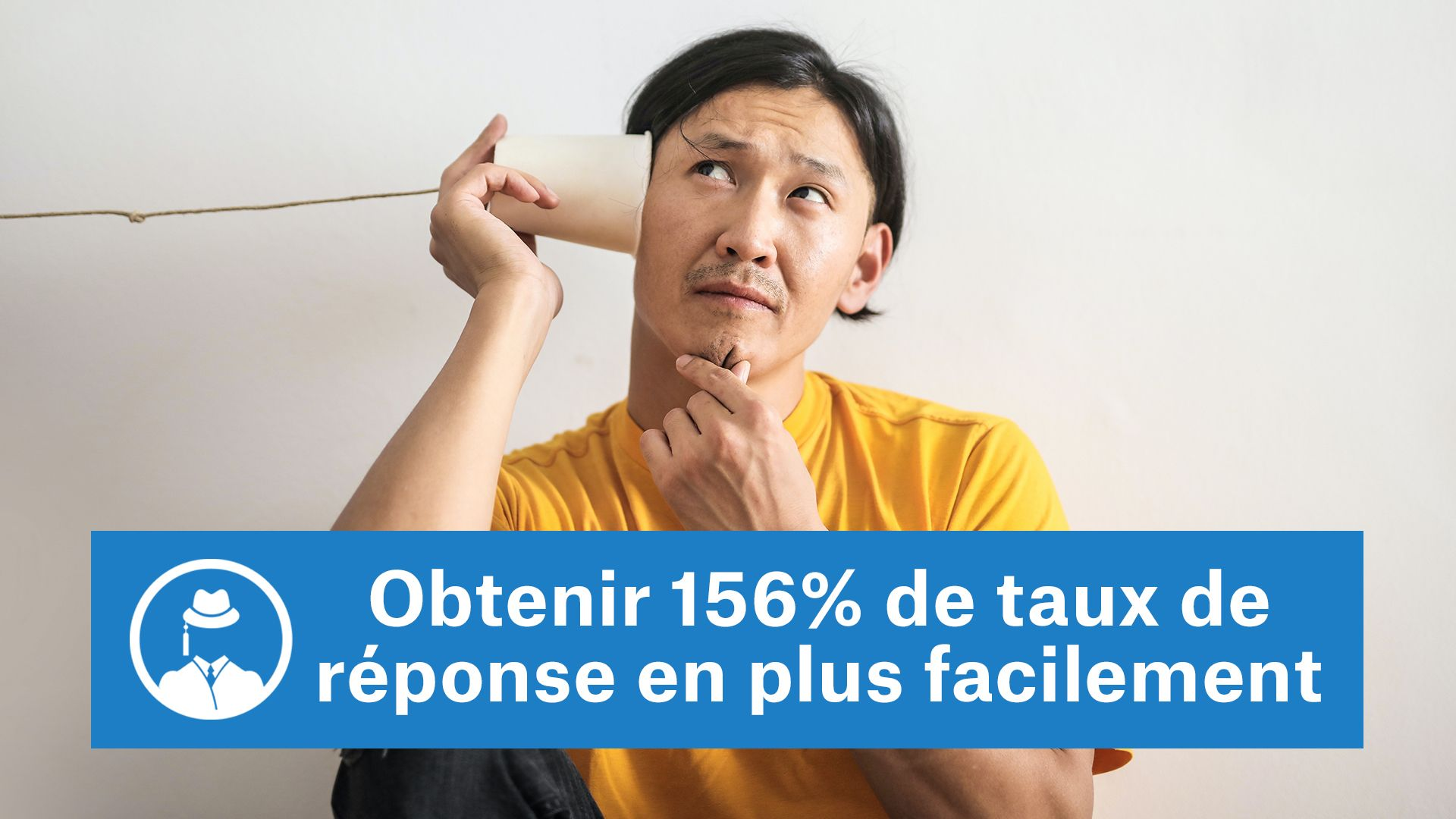 Obtenir 156% de taux de réponse en plus facilement #GrowthHacking #WebMarketing #FormationGrowthHacking #CentreDeFormationFrance #TunnelAARRR #AARRR #SocialMedia #CommunityManagement #SEO #MarketingDigital #SiteWeb