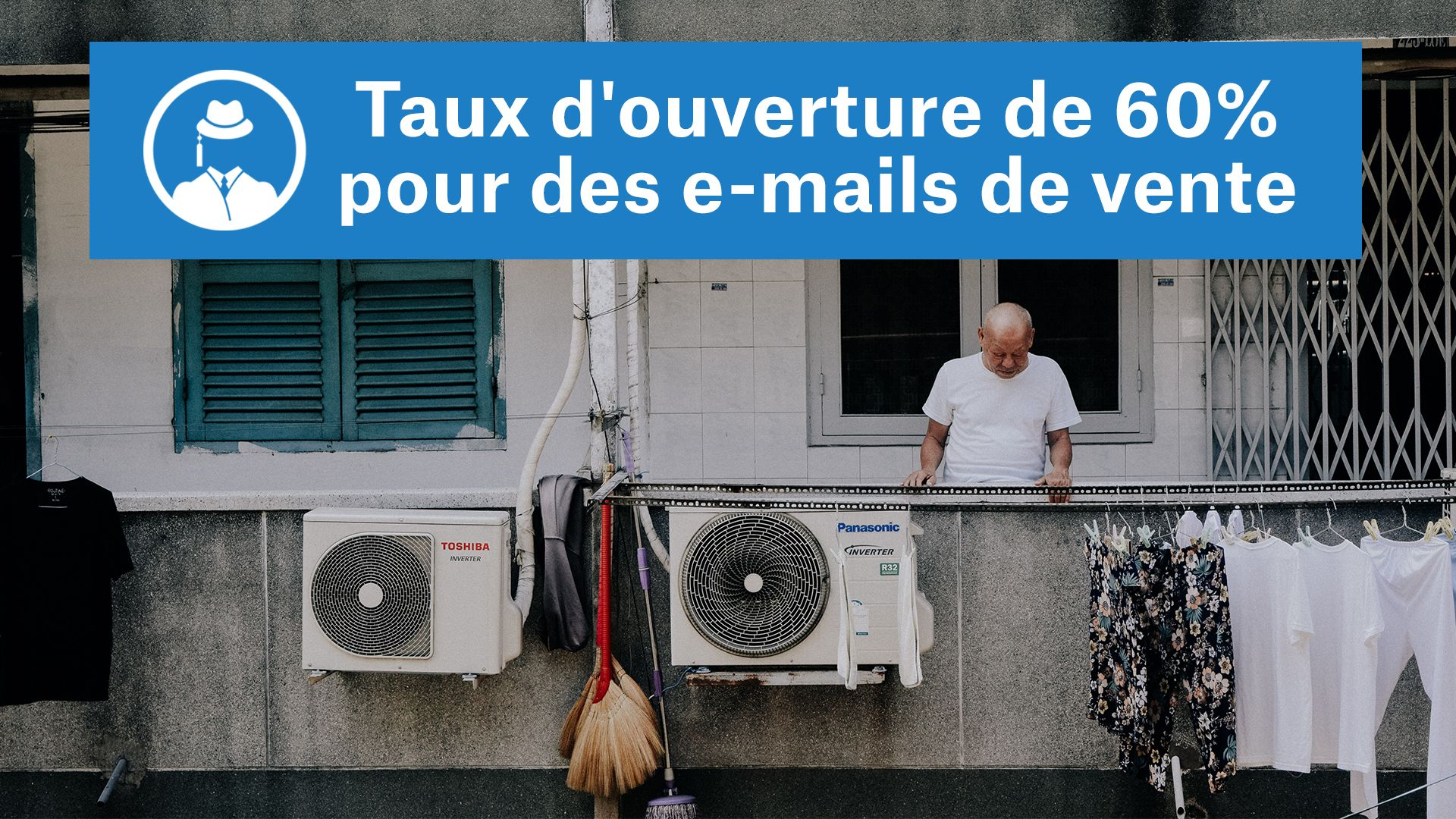 Taux d'ouverture de 60% pour des e-mails de vente #GrowthHacking #WebMarketing #FormationGrowthHacking #CentreDeFormationFrance #TunnelAARRR #AARRR #SocialMedia #CommunityManagement #SEO #MarketingDigital #SiteWeb